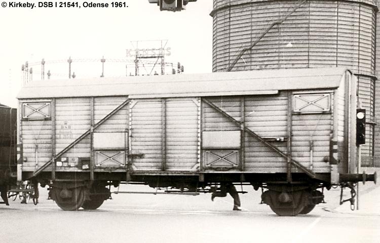 I vogn odense 1961 - AK/OMJK