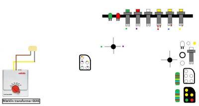 Signal pult
