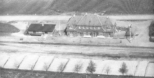 Allinge station