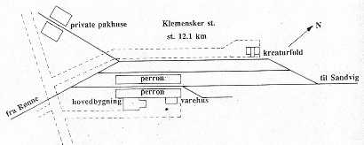 Klemensker st. 12.1 km