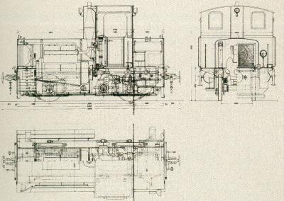 Dieseltraktor ML 9_
