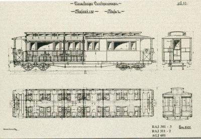 RAJ 301-303     RAJ 311-312     AGJ 601