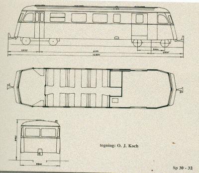 Sp 30-32 Skinnebus bivogn