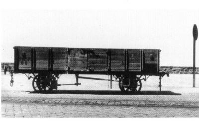 godsvogn åben