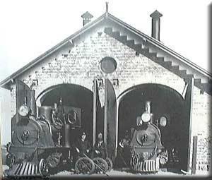 remisen Rønne 1900
