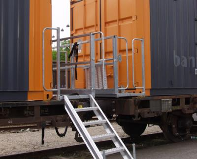 Banestyrelsen Container
