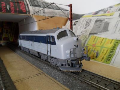 Marklin MY1147 i DSB via design