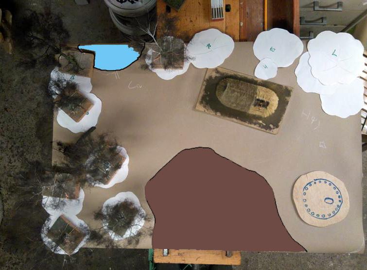 steinzeit diorama 1:87 - stummis modellbahnforum, Hause und Garten